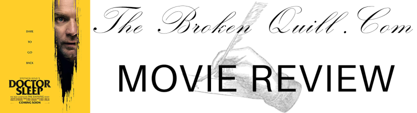 DOCTOR SLEEP MOVIE REVIEW BANNER
