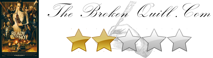 MOVIE REVIEW RATING BANNER