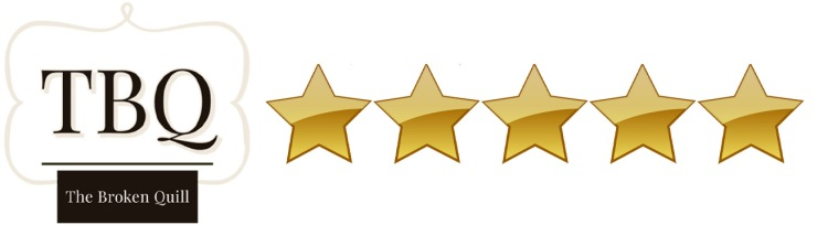 BOOK REVIEW RATING FIVE STARS