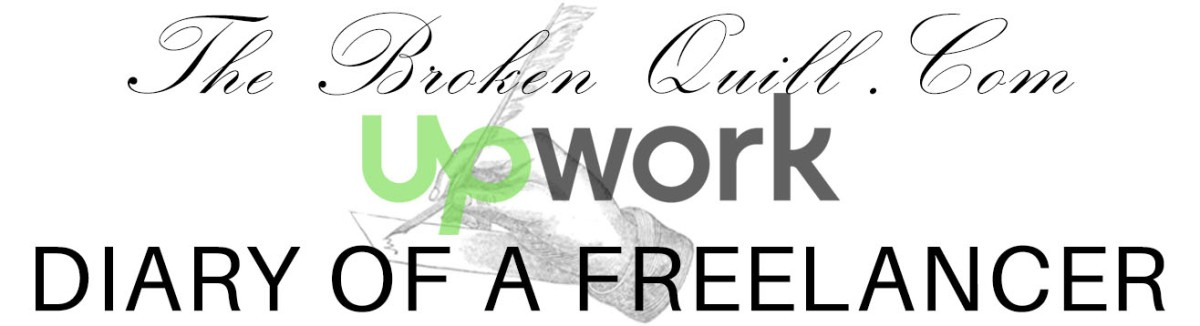 Diary of a Freelancer – Upwork