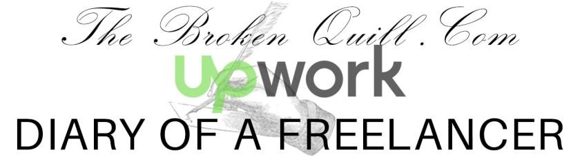 DIARY OF A FREELANCER UPWORK