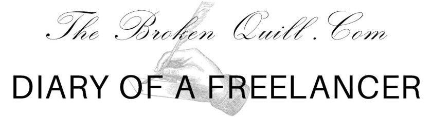 DIARY OF A FREELANCER