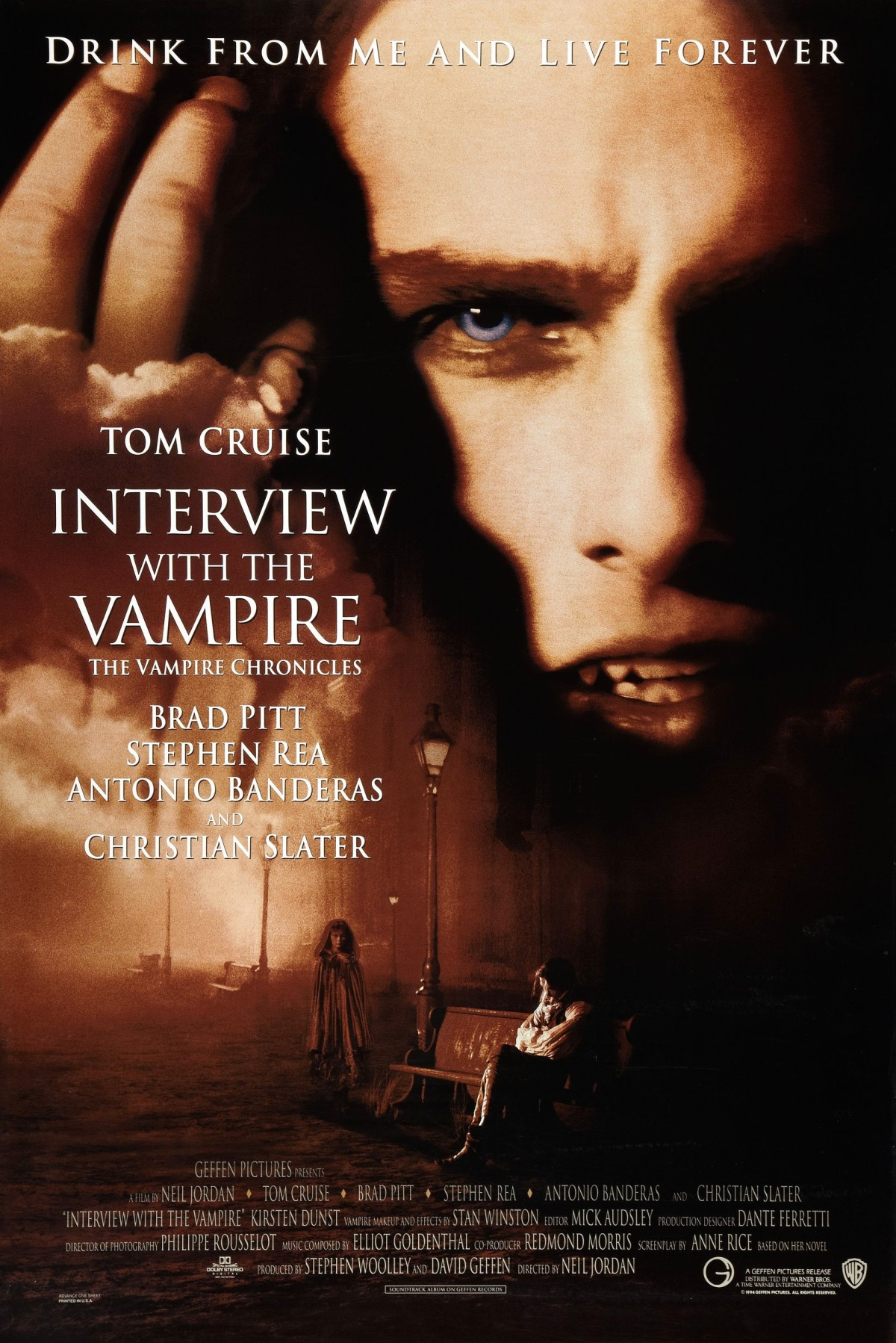 Anne Rice's The Vampire Chronicles Finally Gets a Home at AMC